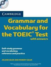 Cambridge Grammar And Vocabulary For The Toeic Test With Answers And Audio Cd...