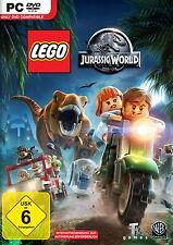 LEGO Jurassic World richtige  DVD-ROM in Hülle Deutsch Top
