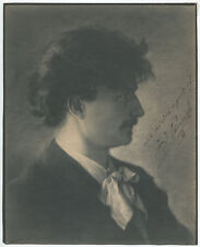 Superb Ignacy Paderewski Signed Photograph