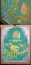 Fleetwood Mac Fla 09 Silkscreen Gig Poster 100 Made