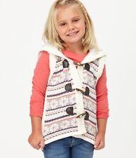 Roxy Kids Twinkle Sweater Vest Hoodie
