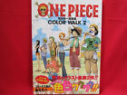 One Piece 'COLOR WALK 2' illustration art book