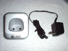Att remote charger base w/P = El52200 El52210 El52250 handset phone cradle stand