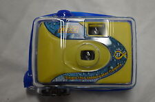 35mm Underwater Disposable Waterproof Camera - 27 Exposures - Brand New & Sealed