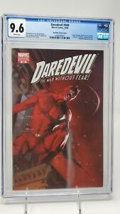 Daredevil #500 Gabrielle Dell'Otto Variant CGC 9.6 Marvel Netflix Hot!
