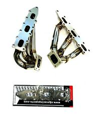 OBX Turbo Header For 11 12 13 14 15 16 Ford F150 Eco Boost 3.5L