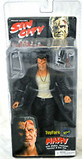 """SIN CITY 7"""" Action Figure by NECA - Series 1 - MARV (Mickey Rourke) - COLOUR"""