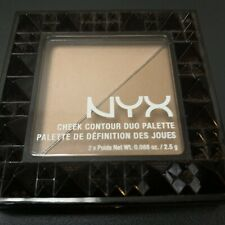 NYX Cheek Contour Duo Palette New