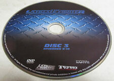The Ultimate Fighter DVD Replacement Disc 3 Only