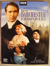 The Barchester Chronicles (DVD, 2005, 2-Disc Set)
