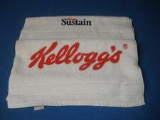 TWO COLLECTOR HAND TOWELS KELLOGS - KELLOGS SUSTAIN