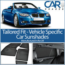 BMW 3 Series Cabriolet 07-12 UV CAR SHADES WINDOW SUN BLINDS PRIVACY GLASS TINT