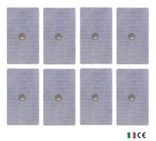 ^ag 8 Cerotti 4x8cm universal clip elettrostimolatore mp6 perfex vupiesse biosan