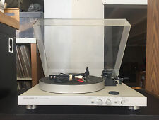 Audiophile Harman Kardon T45 Turntable w/ Ortofon MC10 MKII Moving Coil & T-10