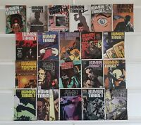 Human Target 1-21 Complete DC Vertigo Peter Milligan Set Series Run Lot VF/NM