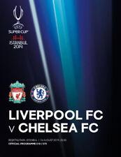 UEFA Super Cup 2019 - Liverpool - Chelsea 2-2 DVD Full Match