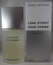 ISSEY MIYAKE L'EAU D'ISSEY POUR HOMME Eau de Toilette Spray 200 ml