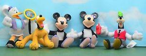 McDonalds Disney House of Mouse Plush Dolls
