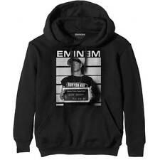 Eminem Arrest Official Unisex Black Pullover Hoodie