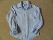 Polycotton Formal Striped Shirts (2-16 Years) for Boys