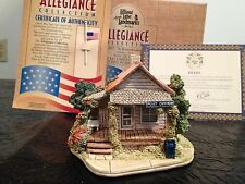 Lilliput Lane American Landmarks- Allegiance Collection Lot of 4