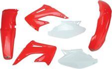 UFO Plastics Complete Body Kit - OEM HONDA CR125R 2005-2007 CR250R HOKIT103-999