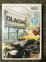 Glacier 2 ~ Nintendo Wii Brand NEW Factory Sealed ~ FAST FREE SHIPPING