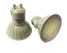 L @ @ K ~ commercio ingrosso 50 x Luce Spot Lampadina a Risparmio Energetico Bianco Caldo 3000k 3w LED GU10