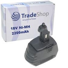 Trade-Shop AKKU 18V 2200mAh ersetzt Hilti SFB180 SFB185 für SF180 SF180-A