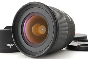 """"""" Mint """" SIGMA 24mm F/1.8 EX DG MACRO ASPHERICAL Lens For Sony A from Japan #818"""