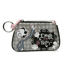 Loungefly Pretty Freakin Scary Zombie Coin Purse Death Of The Party  New !!!