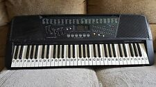 Radioshack Concertmate - 1000 Variable Touch Responce Learners Keyboard