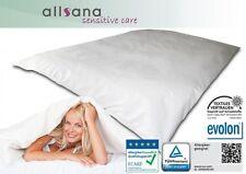 Allsana Allergiker Deckenbezug 135x200 cm Encasing Anti  Milben Bettwäsche