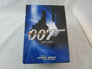 The James Bond Collection Special Edition 007 Vol. 1 (DVD, 7-Disc Set)