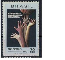 Brazilie mi 1282 (1971) plakker - mh - x
