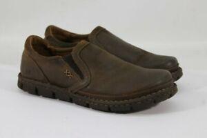 Born Sawyer in Siena Men's Brown Loafers (ZAP6229)
