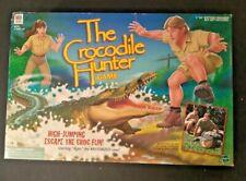 The Crocodile Hunter Board Game 1999 Steve Irwin Milton Bradley