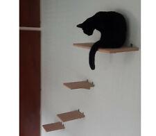 Cat Wall Shelves set of 4