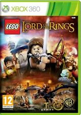 LEGO THE LORD OF THE RINGS Game Xbox 360 PAL Fast Post UK