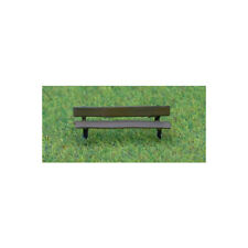 OO/HO gauge Painted Wood Benches - P&D Marsh PDZ16 free post F1