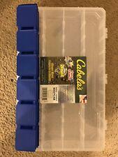 72 Cabelas Model 5007Cab Tackle Box Inserts