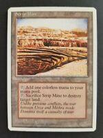 Magic the Gathering Card Fourth Edition 4th MTG Uncommon Strip Mine