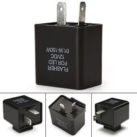 12V 2 Pin LED Electronic Blinker Relais Relay Flasher Universal Blinkgeber NEU`-