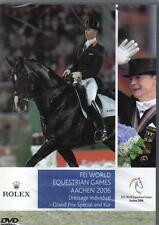NEW DVD WORLD EQUESTRIAN GAMES 2006 INDIVIDUAL DRESSAGE