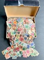 Cigar Box Lot: German Empire Mint/Used Accumulation [220grs/7.8oz]