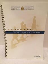 Military Police Complaints Annual Report for 2003 Canadian Police law French