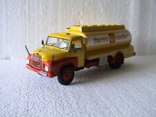 """1/43 camion Man 626 ha Citerne """"shell"""""""