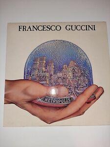 Francesco Guccini Metropolis LP