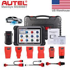 Autel MaxiSys MS906BT MP808K MK808BT OBD2 Auto Diagnostic Tool Scanner ABS SRS