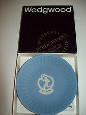 Wedgwood Xxiii Olympiad Dish w/Orig Box & Pamphlet - 1984 Los Angeles Olympics